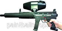 Пистолет-пулемет на основе X7 phenom electro