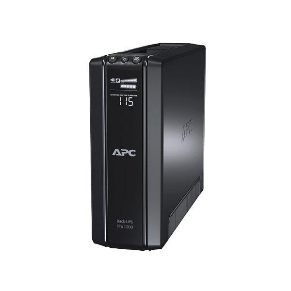 ИБП (UPS) APC BR1500G-RS Back Pro Line Interactiv AVR Schuko 1500VA 865W
