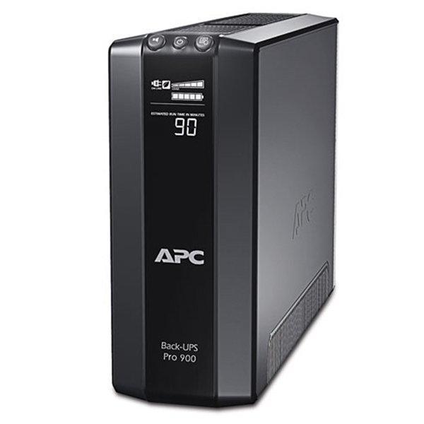 ИБП (UPS) APC BR900G-RS Back Pro Line Interactiv AVR Schuko 900VA/540W