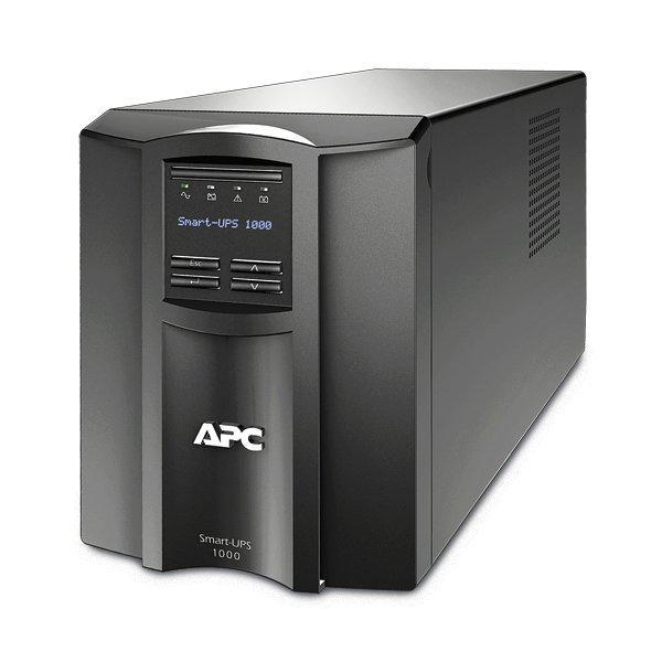 ИБП (UPS) APC Smart-UPS SMT Line-Interactive 1000VA/700W SMT1000I