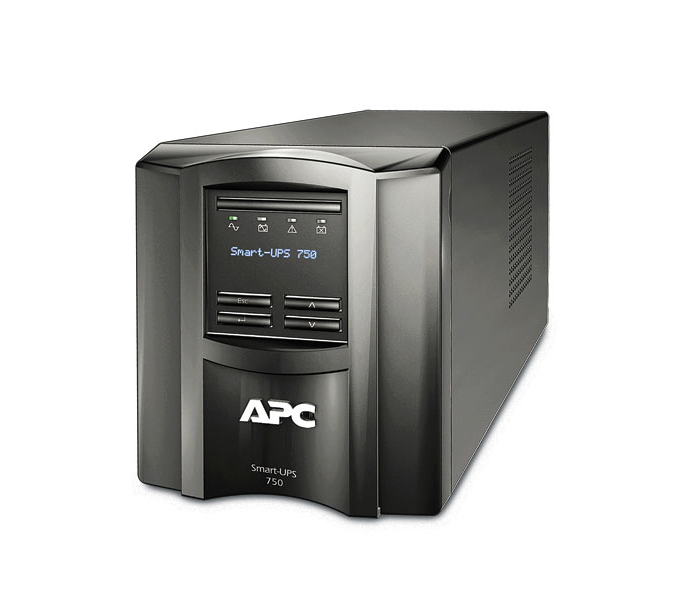 ИБП (UPS) APC SMT750I Smart Line interactiv IEC 750VA/500W