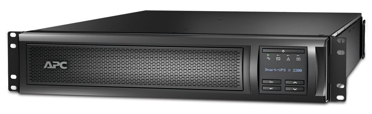 ИБП (UPS) APC SMX2200RMHV2U Smart X-Series Line interactiv R-T IEC 2200VA/1980W
