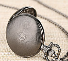 Карманные кварцевые часы на цепочке Hogwarts, фото 5