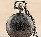 Карманные кварцевые часы на цепочке Hogwarts, фото 4