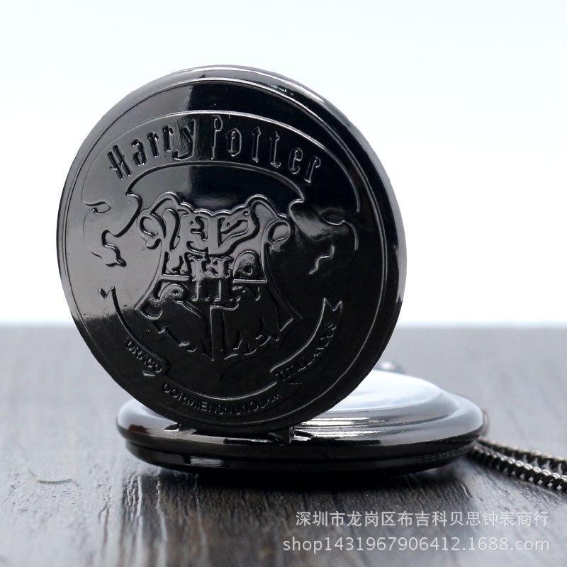 Карманные кварцевые часы на цепочке Harry Potter