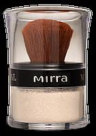 MIRRA Пудра минеральная рассыпчатая - Лайт