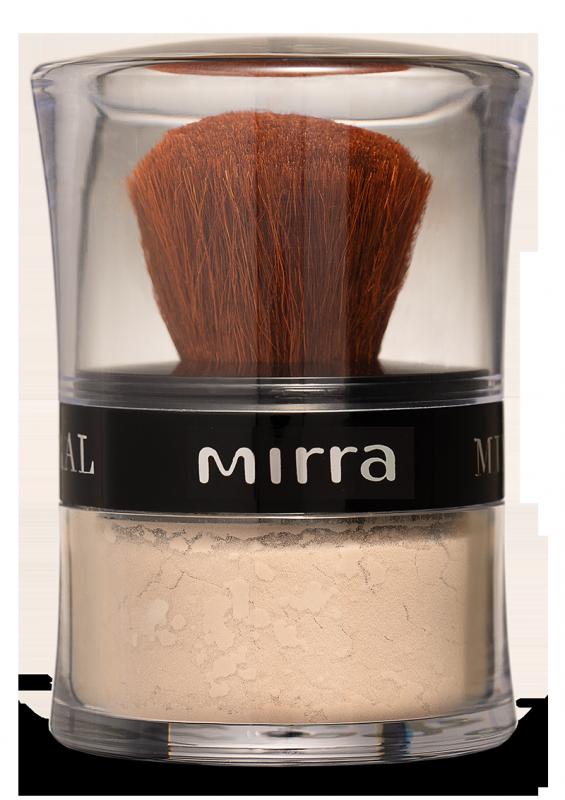 MIRRA Пудра минеральная рассыпчатая - Медиум