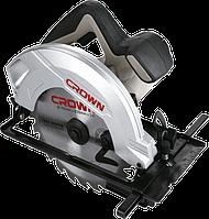 Пила дисковая CROWN CT15199-185 CB 1200W 185мм