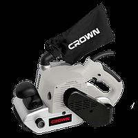 Машина ленточно шлифовальная CROWN CT13200 1200W