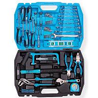 Набор инструментов 65 предмета Berent BT 8120 Набор сантехника, электрика.