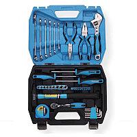 Набор инструментов 43 предмета Berent BT 8117 Набор сантехника электрика.