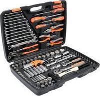 Набор инструментов головок и насадок 122 предмета Sthor VO 58690, фото 1