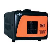 Стабилизатор напряжения Mateus SVC 500 VA/1