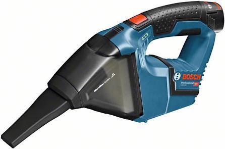 06019E3020 Пылесос Bosch GAS 12V Professional аккумуляторный без аккумуляторов и зарядного устройства
