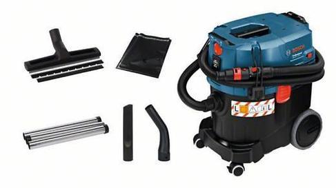 Строительный пылесос Bosch GAS 35 L SFC+ (06019C3000), фото 2