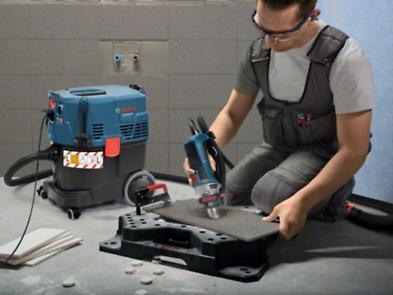 Строительный пылесос Bosch GAS 35 L AFC (06019C3200), фото 2