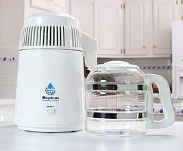Аквадистиллятор для воды бытовой MegaHome (MH943-TWS-G)  Дистиллятор для автоклавов.