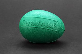 Зелёный IronMind Egg. Тренажер для кистей рук.
