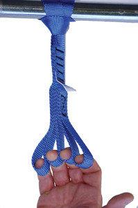 Петли для тренировки пальцев Eagle Loops. Петли Орла для висов на пальцах, фото 2