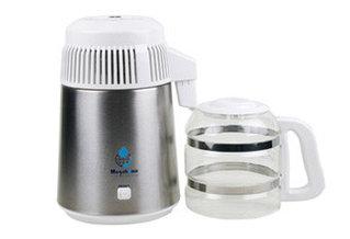 Дистиллятор (стерилизатор) для воды. Бытовой MegaHome (MH-943-SWS-G)