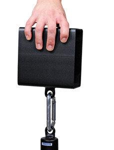 Квадратный блок для тяги для тренировки щипкового хвата. Кирпич для хвата. Ironmind , фото 2