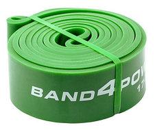 Зеленая резиновая петля (17-54 кг). Резиновые петля для подтягивания. Петля для турника, фото 2