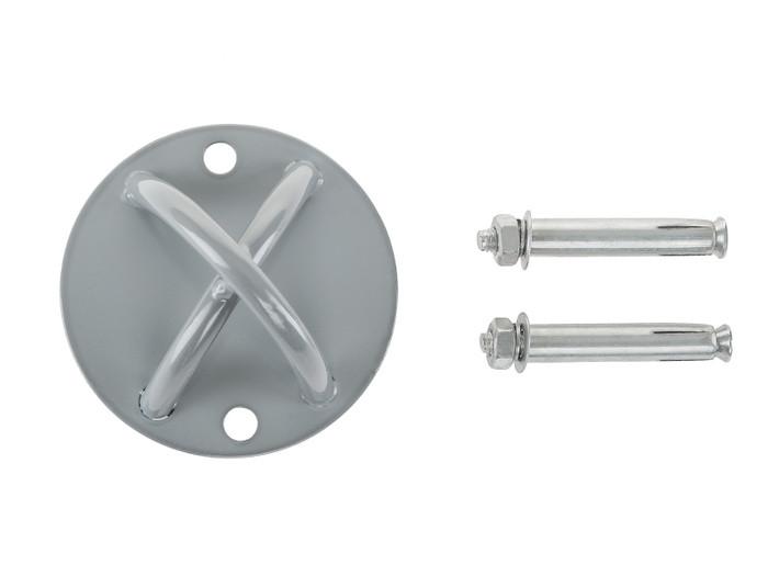 Потолочно-настенное крепление для крепления резиновых и TRX петель