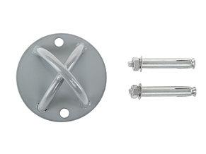 Потолочно-настенное крепление для крепления резиновых и TRX петель, фото 2