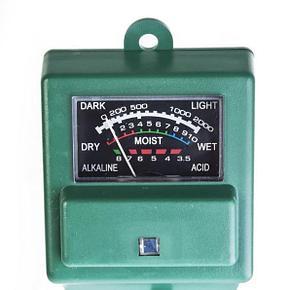 PH пш метр для почвы / Фотометр / Влагомер ETP-301 (3 в 1), фото 2