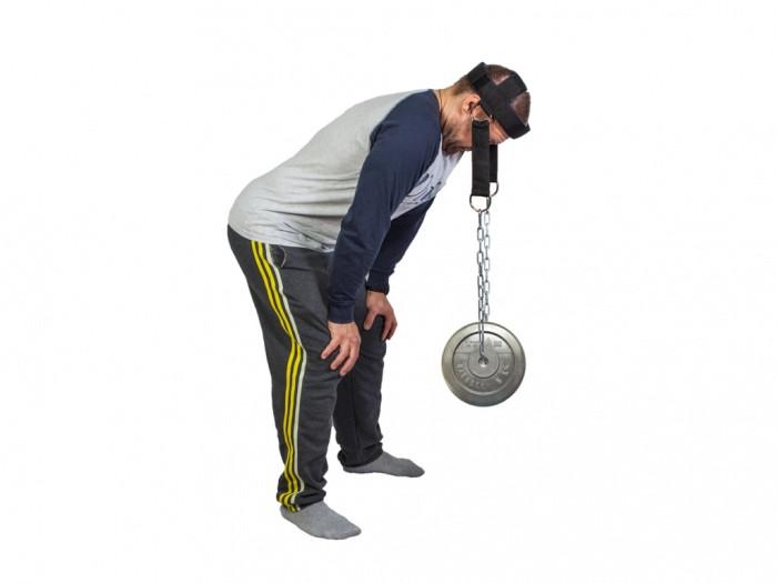"""Тренажер для тренировки мышц шеи """"Упряжь"""" - фото 2"""