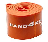 Резиновая петля (32 - 80 кг). Оранжевая резиновая петля.