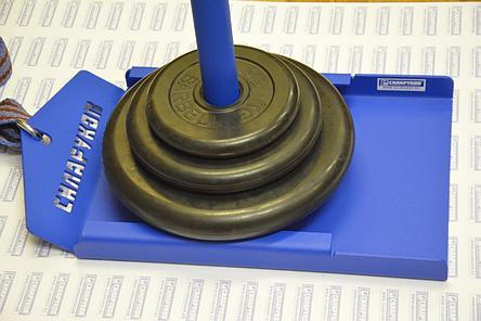 """Тренажер """"Бурлак"""" (санки с тросом - салазки для тяги по полу), фото 2"""