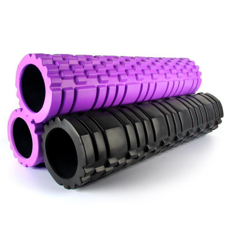 Массажный ролик(цилиндр) 61 см для спины и фитнеса