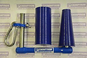 Тренажер ручка для армрестлинга с двумя насадками (конус и цилиндр), фото 2