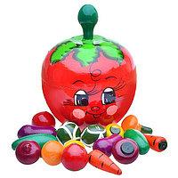 Счётный материал в помидорке