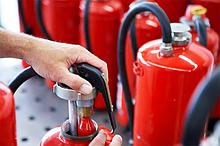 Проверка, освидетельствование огнетушителя ОП-1 до ОП-10