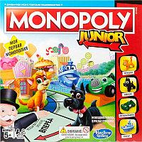 Monopoly Junior Моя первая монополия