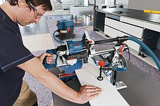 Пила торцовочная BOSCH, GCM 10 S Professional 0601B20508, фото 3