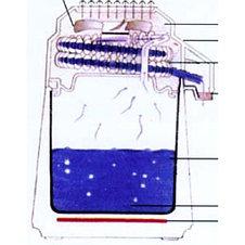 Дистиллятор бытовой MegaHome (MH943-SBS-G), фото 3