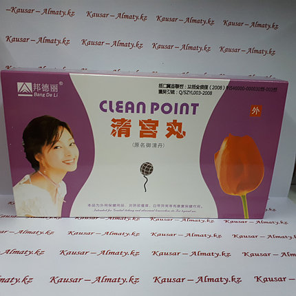 Тампоны Clean Point ( Тюльпан ), фото 2