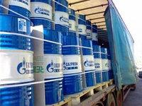 Газпром Дизель Экстра 15W-40 минеральное бочка 205л., фото 1