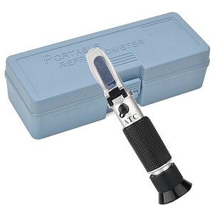 Рефрактометр ветеринарный для определения плотности мочи, белка в сыворотке, фото 2