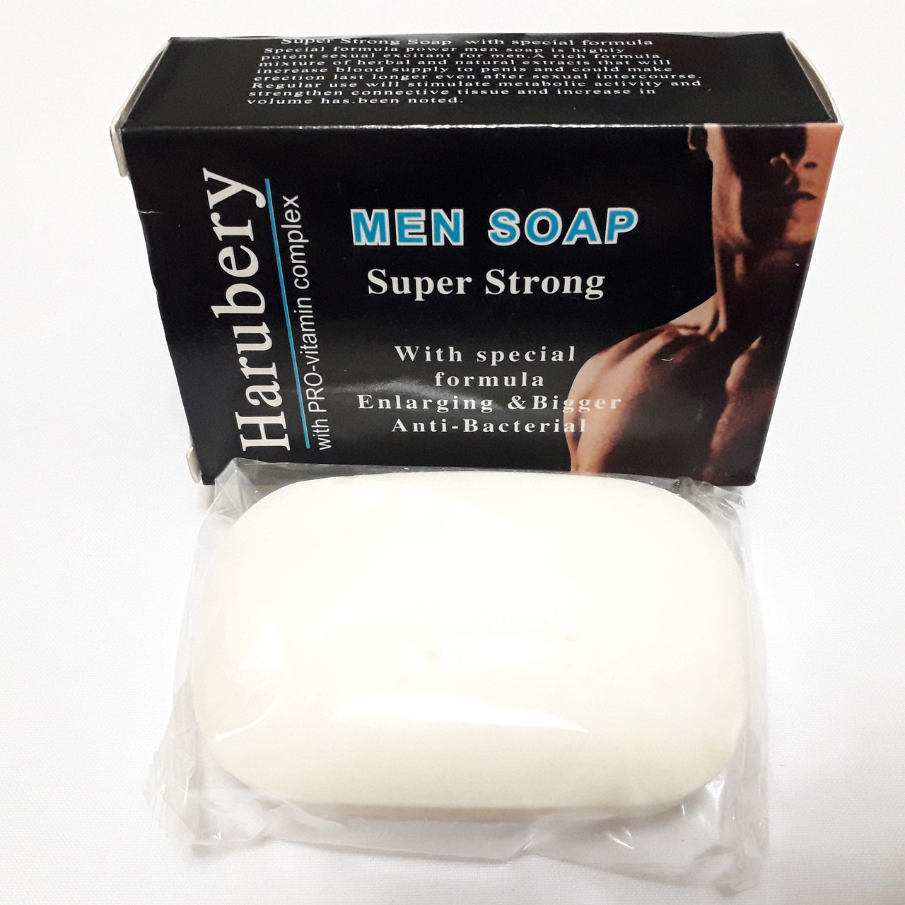 Мужское мыло для улучшения потенции.