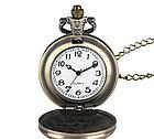 Карманные кварцевые часы на цепочке Fear. Kaspi RED. Рассрочка., фото 2