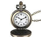 Карманные кварцевые часы на цепочке SuperMan, фото 8