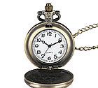 Карманные кварцевые часы на цепочке, фото 5