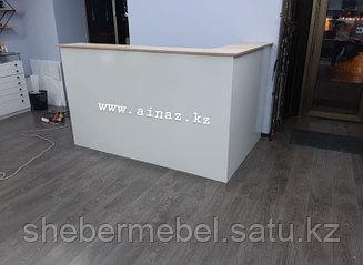 Ресепшн и офисная мебель на заказ
