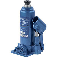 Домкрат гидравлический бутылочный, 4 т, H подъема 195-380 мм Stels