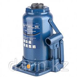 Домкрат гидравлический бутылочный, 20 т, H подъема 244-449 мм Stels