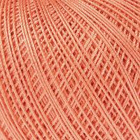 Нитки вязальные 'Кружевница' 195м/20гр 100 мерсеризованный хлопок цвет 0802 (комплект из 12 шт.)